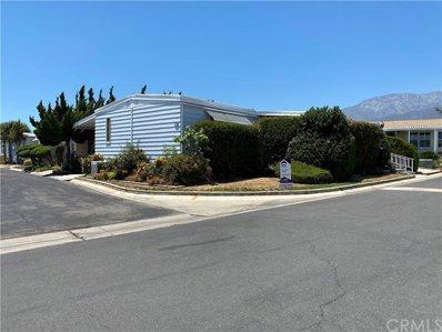 10210 Baseline Road UNIT 109, Rancho Cucamonga, CA 91701 - MLS#: SW21143506
