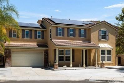 27263 Snowfield Street, Murrieta, CA 92563 - MLS#: SW21143625