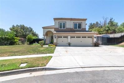 1117 Casandra Lane, Corona, CA 92879 - MLS#: SW21151682