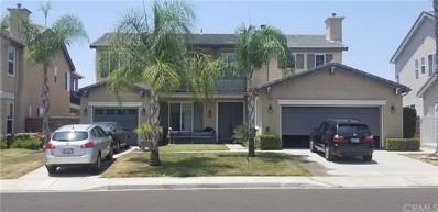 38803 Vista Rock Drive, Murrieta, CA 92563 - MLS#: SW21155761