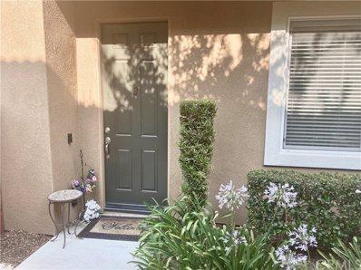 27476 Viridian Street UNIT 2, Murrieta, CA 92562 - MLS#: SW21156523