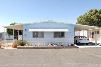 881 N. Lake Street UNIT 350, Hemet, CA 92544 - MLS#: SW21157131