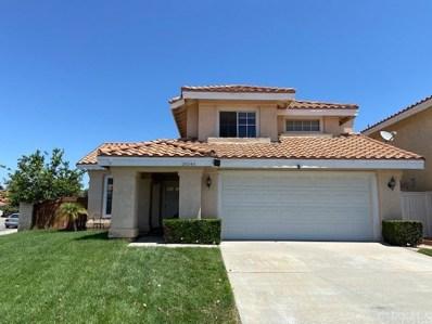 28544 Moon Shadow Drive, Menifee, CA 92584 - MLS#: SW21157593