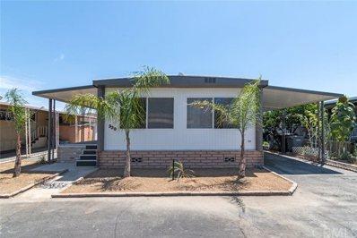 881 N Lake Street UNIT 330, Hemet, CA 92544 - MLS#: SW21158248