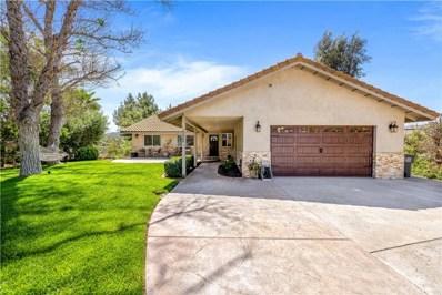 25909 Matlin Road, Ramona, CA 92065 - MLS#: SW21159684