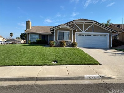 25587 Orion Court, Menifee, CA 92586 - MLS#: SW21160477