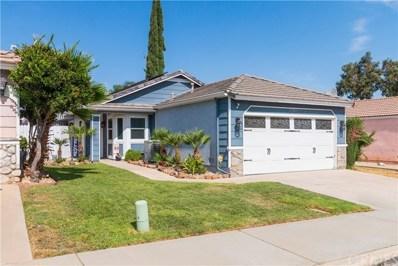 27811 Cactus Flower Drive, Menifee, CA 92585 - MLS#: SW21167697