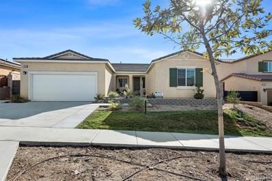 17833 Grapevine Lane, San Bernardino, CA 92407 - MLS#: SW21174712