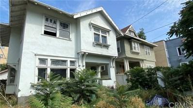 741 Columbia Avenue, Los Angeles, CA 90017 - MLS#: SW21176288