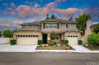 40383 Heirloom Court, Murrieta, CA 92562 - MLS#: SW21182194