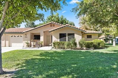 1061 Clubhouse Drive, Hemet, CA 92545 - MLS#: SW21191272