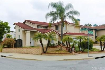 604 Blenfield Place, Diamond Bar, CA 91765 - MLS#: TR17108713