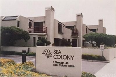 22 Sea Colony Drive, Santa Monica, CA 90405 - MLS#: TR17151123