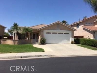 943 Naples Drive, Corona, CA 92882 - MLS#: TR17154422