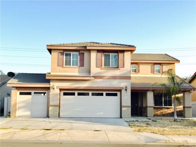 1358 Garrett Way, San Jacinto, CA 92583 - MLS#: TR17173635