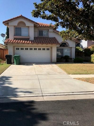 2173 Tehachapi Drive, Corona, CA 92879 - MLS#: TR17183897