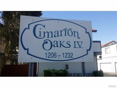 1218 S Cypress Avenue UNIT B, Ontario, CA 91762 - MLS#: TR17186625