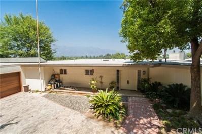 855 Holly Vista Drive, Pasadena, CA 91105 - MLS#: TR17188249