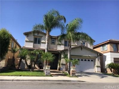 16844 Cascades Place, Fontana, CA 92336 - MLS#: TR17191605