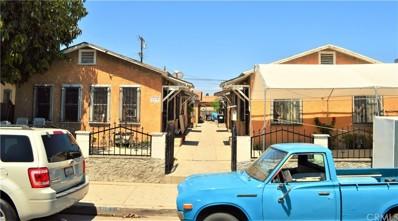 1817 E 70th Street, County - Los Angeles, CA 90001 - MLS#: TR17192419