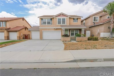 14844 Stephenson Street, Moreno Valley, CA 92555 - MLS#: TR17197183