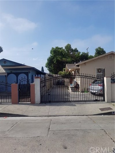 230 86th Place, Los Angeles, CA 90003 - MLS#: TR17198210