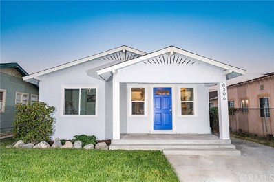 6306 S Harcourt Avenue, Los Angeles, CA 90043 - MLS#: TR17205721