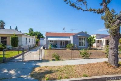 5929 Rockne Avenue, Whittier, CA 90606 - MLS#: TR17206036