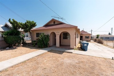 412 S McBride Avenue, East Los Angeles, CA 90022 - MLS#: TR17206457
