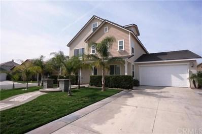 7247 Midnight Rose Circle, Eastvale, CA 92880 - MLS#: TR17212455