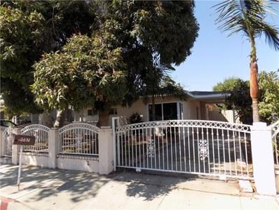 1487 W Orange Grove Avenue, Pomona, CA 91768 - MLS#: TR17213112