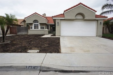 17141 Melon Avenue, Fontana, CA 92336 - MLS#: TR17214548