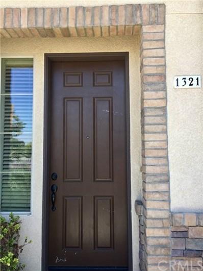 1321 W Orange Blossom Way, Fullerton, CA 92833 - MLS#: TR17216607