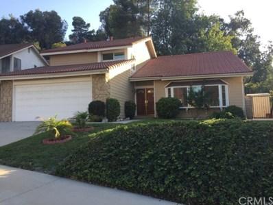 1637 Bronze Knoll Road, Diamond Bar, CA 91765 - MLS#: TR17220372