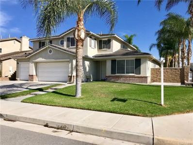 7252 Corona Valley Avenue, Eastvale, CA 92880 - MLS#: TR17226040