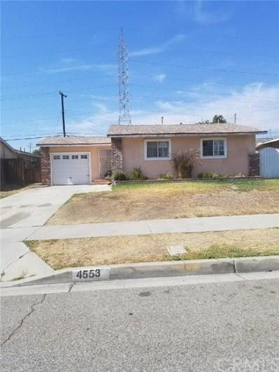 4553 Hornbrook Avenue, Baldwin Park, CA 91706 - MLS#: TR17228990