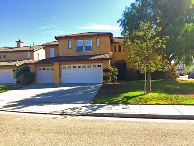 7118 Tawny Owl Court, Eastvale, CA 92880 - MLS#: TR17231255