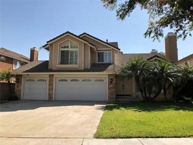 6739 Greenbriar Court, Chino, CA 91710 - MLS#: TR17232524