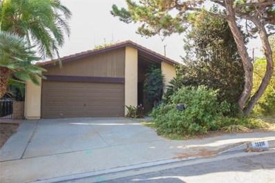 15316 Cristalino Street, Hacienda Hts, CA 91745 - MLS#: TR17233677