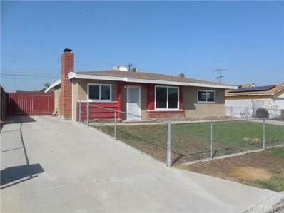 436 S Pampas Avenue, Rialto, CA 92376 - MLS#: TR17234790