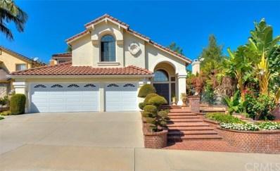 15052 Avenida De Las Flores, Chino Hills, CA 91709 - MLS#: TR17237872