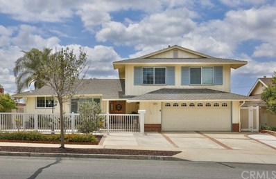 1324 Southridge Drive, Brea, CA 92821 - MLS#: TR17238500