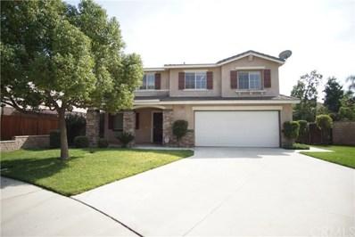 14301 Quail Court, Fontana, CA 92336 - MLS#: TR17240312