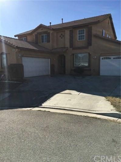 13851 Pokeberry Court, Hesperia, CA 92344 - MLS#: TR17240477