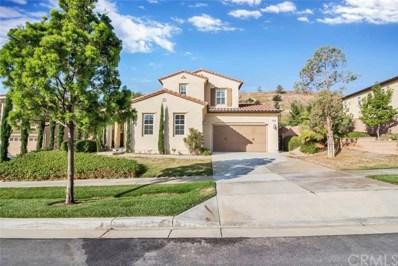 15721 Canon Lane, Chino Hills, CA 91709 - MLS#: TR17241036