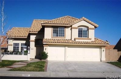 12599 Gentle Breeze Way, Victorville, CA 92392 - MLS#: TR17241058
