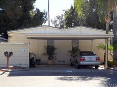 15111 PIPELINE Avenue UNIT 245, Chino Hills, CA 91709 - MLS#: TR17242349