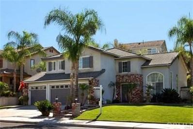 1317 Kirkmichael Circle, Riverside, CA 92507 - MLS#: TR17246258
