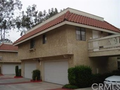 1665 E Kingsley Avenue UNIT A, Pomona, CA 91767 - MLS#: TR17248884