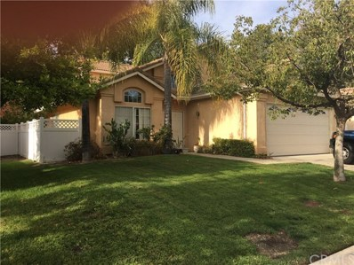 19197 White Dove Lane, Riverside, CA 92508 - MLS#: TR17257686